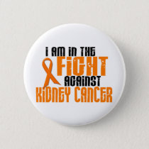 KIDNEY CANCER In The Fight 1 Button