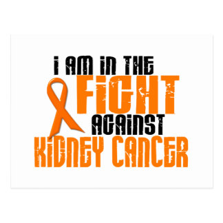 KIDNEY CANCER In The Fight 1 Postcard