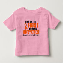 KIDNEY CANCER In The Fight For My Grandpa 1 Toddler T-shirt