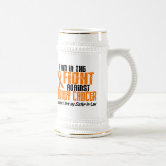 KIDNEY CANCER In The Fight For My Sister-In-Law 1 Beer Stein