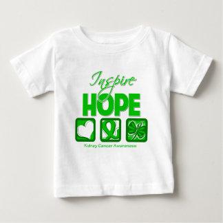 Kidney Cancer Inspire Hope Tshirt