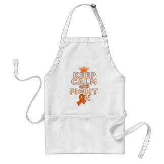 Kidney Cancer Keep Calm Fight On Aprons