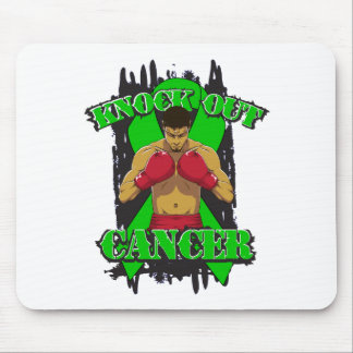 Kidney Cancer Knock Out Cancer Mousepads