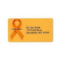 Kidney Cancer Label