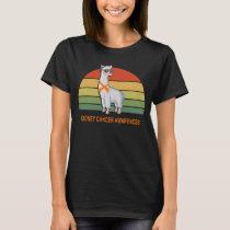 kidney cancer llama T-Shirt