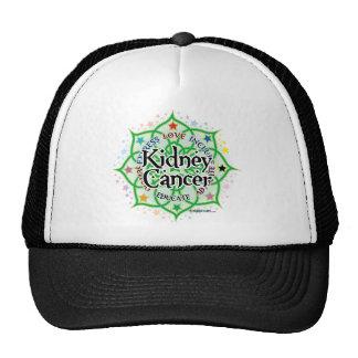 Kidney Cancer Lotus Trucker Hat