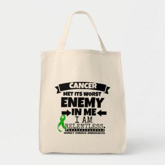 Kidney Cancer Met Its Worst Enemy in Me Tote Bag
