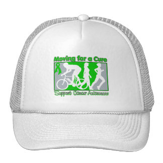 Kidney Cancer Moving For A Cure Trucker Hat