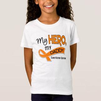 Kidney Cancer MY HERO MY DADDY 42 T-Shirt
