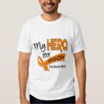 Kidney Cancer MY HERO MY GRANDPA 42 Shirts