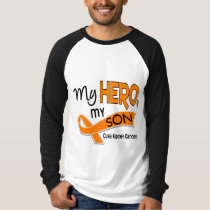 Kidney Cancer MY HERO MY SON 42 T-Shirt