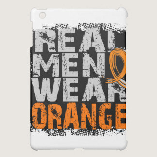 Kidney Cancer Real Men Wear Orange iPad Mini Case