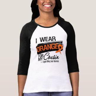 Kidney Cancer Ribbon Cousin Tshirts