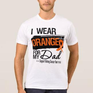 Kidney Cancer Ribbon Dad Shirt