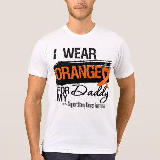 Kidney Cancer Ribbon Daddy T-Shirt