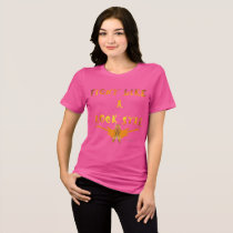 Kidney Cancer Rock Star Ladies Relaxed Fit T-Shirt