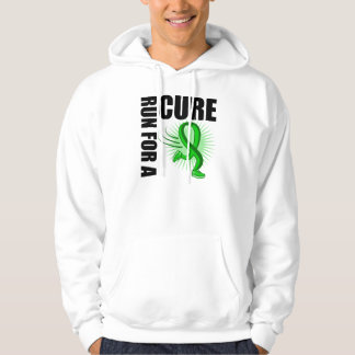 Kidney Cancer Run For A Cure Hooded Pullovers