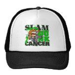 Kidney Cancer - Slam Dunk Cancer Trucker Hat