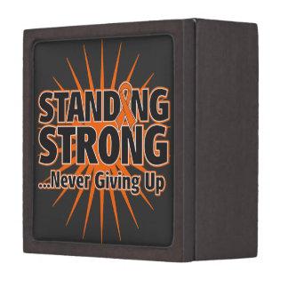 Kidney Cancer Standing Strong v2 Premium Gift Box