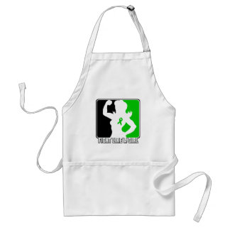 Kidney Cancer Strength Fight Like A Girl Adult Apron