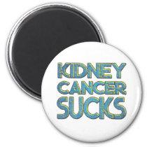 Kidney cancer sucks magnet