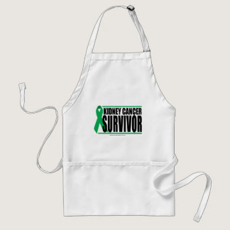 Kidney Cancer Survivor Adult Apron