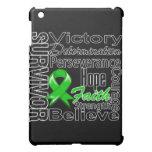 Kidney Cancer Survivor Collage v2 iPad Mini Case