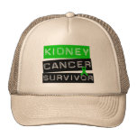 Kidney Cancer Survivor (Green Ribbon) Trucker Hat