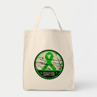 Kidney Cancer Survivor Mens Vintage Bags