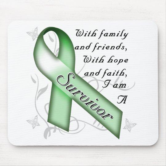 Kidney Cancer Survivor Mouse Pad