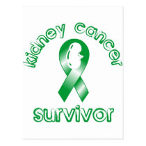 Kidney Cancer Survivor Postcard