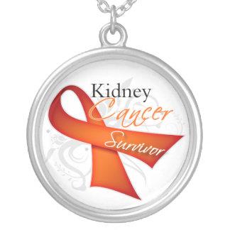 Kidney Cancer Survivor v2 Jewelry