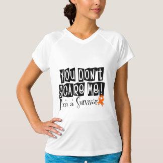 Kidney Cancer Survivor You Don't Scare Me T Shirt