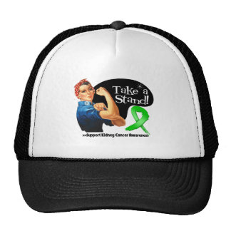 Kidney Cancer Take a Stand Hats