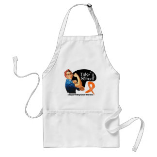 Kidney Cancer Take a Stand v2 Apron