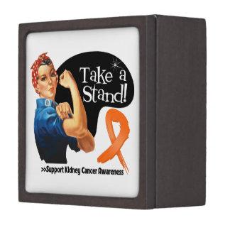 Kidney Cancer Take a Stand v2 Premium Gift Box
