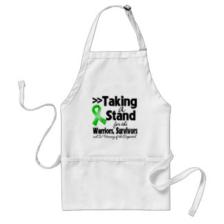 Kidney Cancer Taking a Stand Tribute Aprons