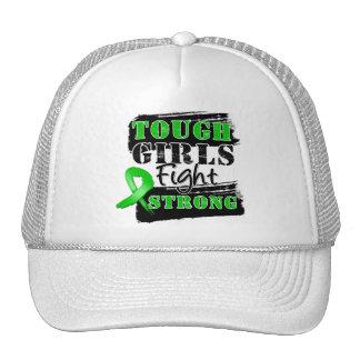 Kidney Cancer Tough Girls Fight Strong 2 Trucker Hat