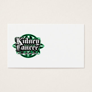 Kidney Cancer Tribal Business Card