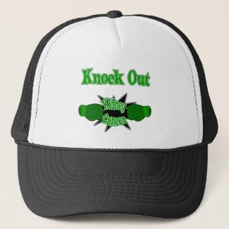 Kidney Cancer Trucker Hat