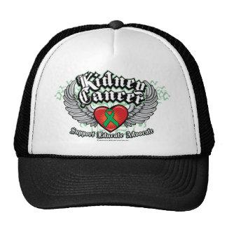 Kidney Cancer Wings Trucker Hat