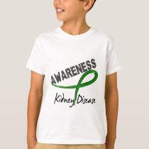 Kidney Disease Awareness 3 T-Shirt