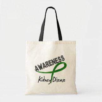 Kidney Disease Awareness 3 Tote Bag