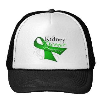 Kidney Disease Awareness Ribbon Trucker Hat