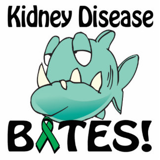 Kidney Disease BITES Photo Cut Outs