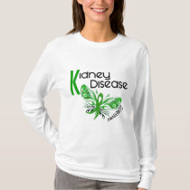 Kidney Disease BUTTERFLY 3.1 T-Shirt