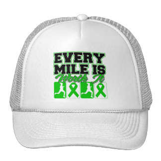 Kidney Disease Every Mile is Worth It Trucker Hat
