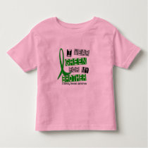Kidney Disease I Wear Green For My Brother 37 Toddler T-shirt