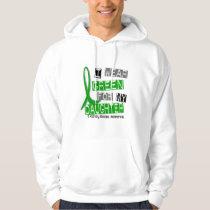 Kidney Disease I Wear Green For My Daughter 37 Hoodie