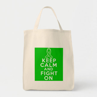 Kidney Disease Keep Calm and Fight On Bag